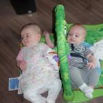 2 kleine meisjes