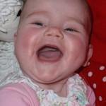 Ons kleine lachebekkie